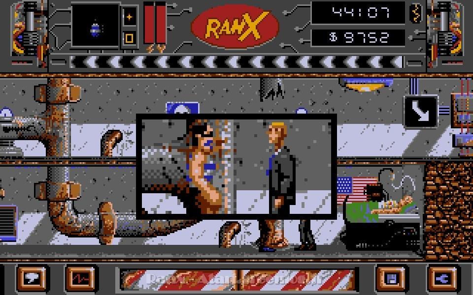 Ranx : Impression d'écran 14