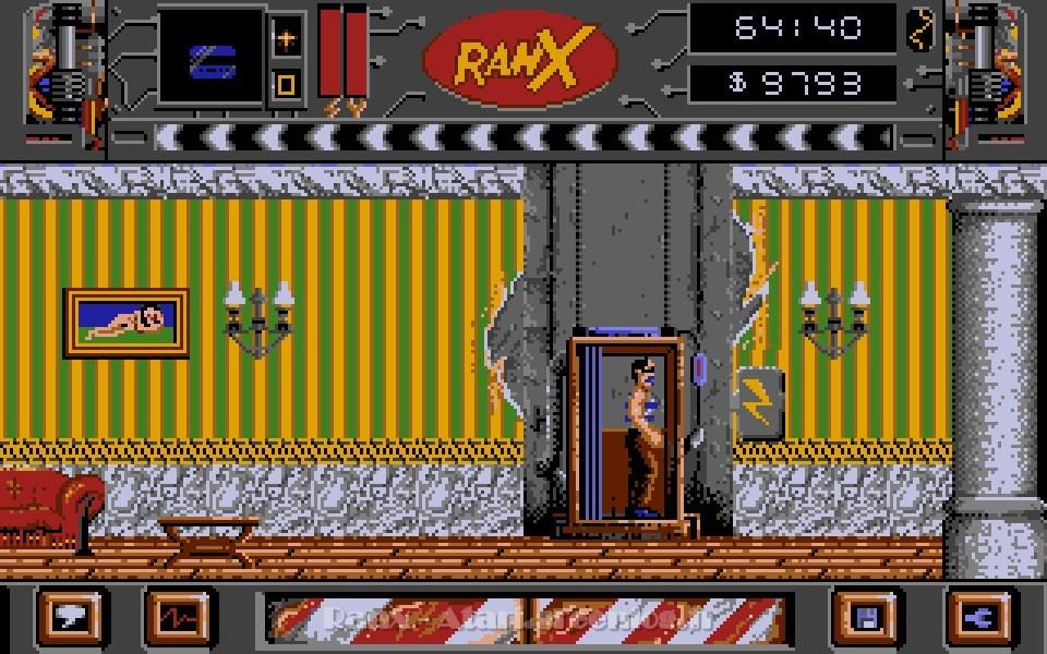 Ranx : Impression d'écran 25