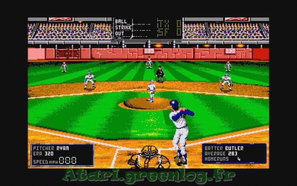 RBI Baseball 2 : Impression d'écran 5