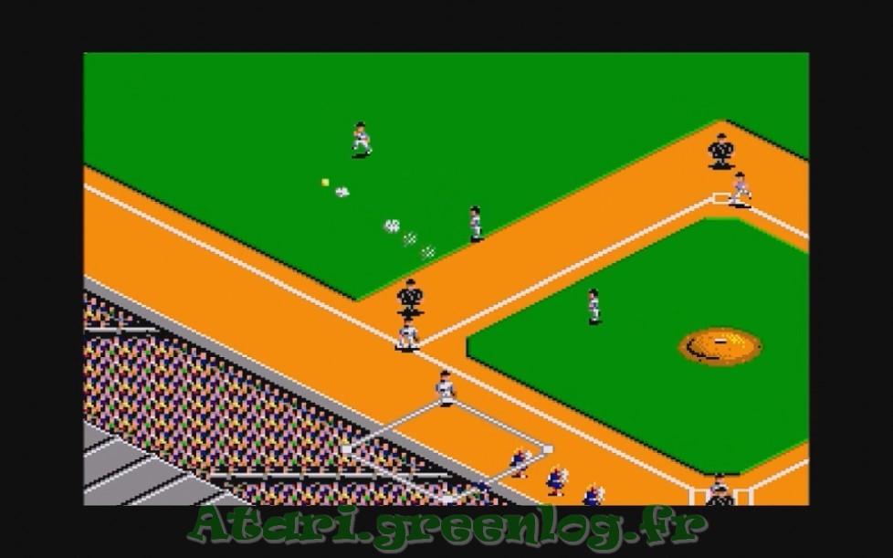 RBI Baseball 2 : Impression d'écran 7