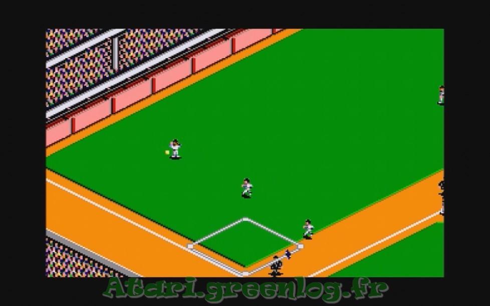 RBI Baseball 2 : Impression d'écran 8