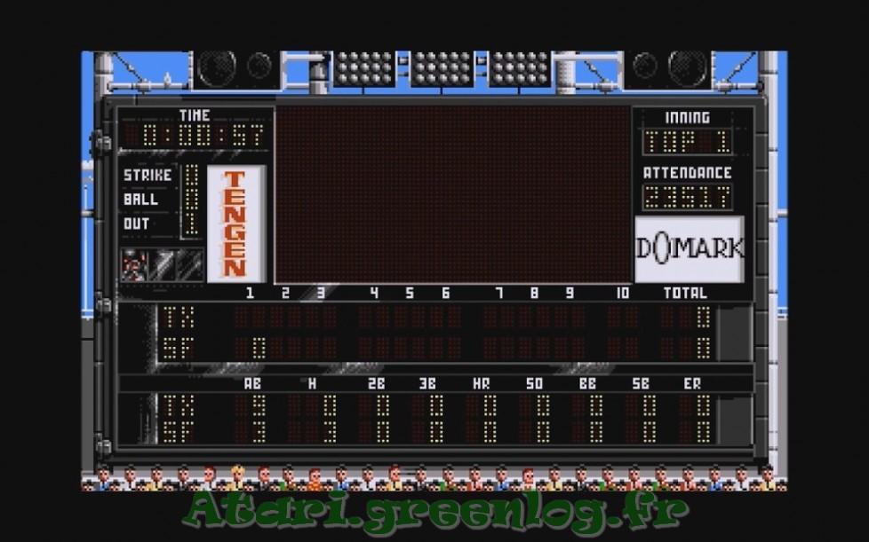 RBI Baseball 2 : Impression d'écran 9
