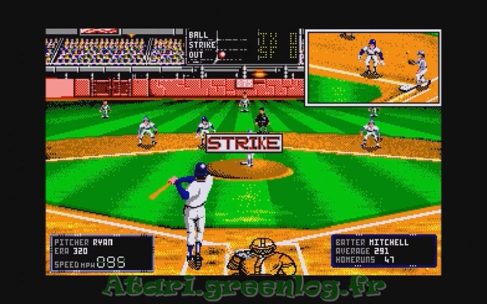 RBI Baseball 2 : Impression d'écran 10