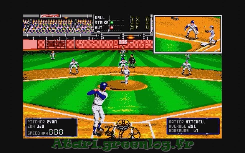 RBI Baseball 2 : Impression d'écran 11