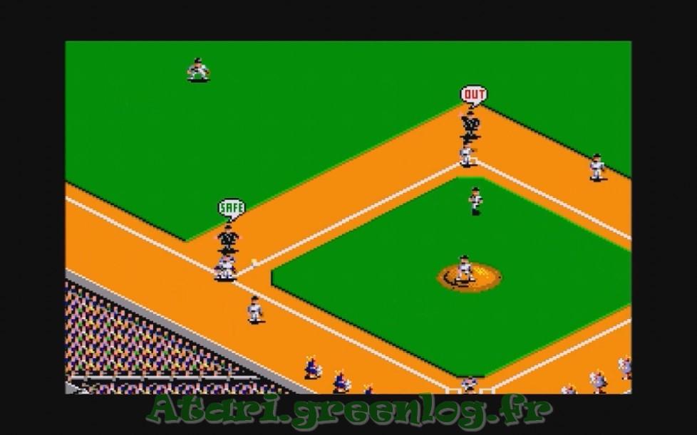 RBI Baseball 2 : Impression d'écran 12