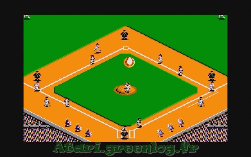 RBI Baseball 2 : Impression d'écran 15