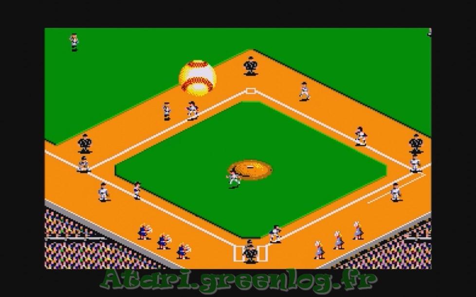RBI Baseball 2 : Impression d'écran 16