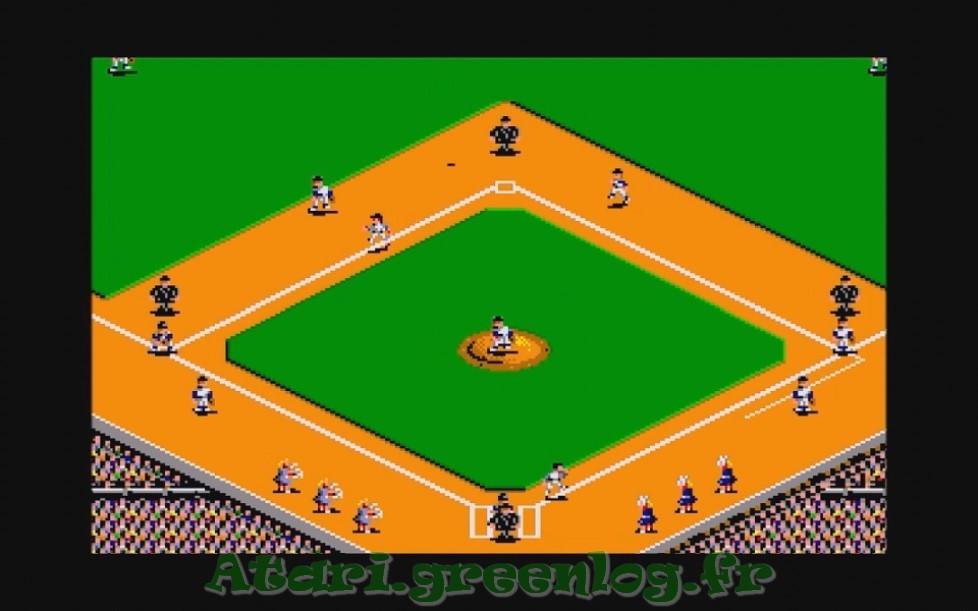 RBI Baseball 2 : Impression d'écran 20