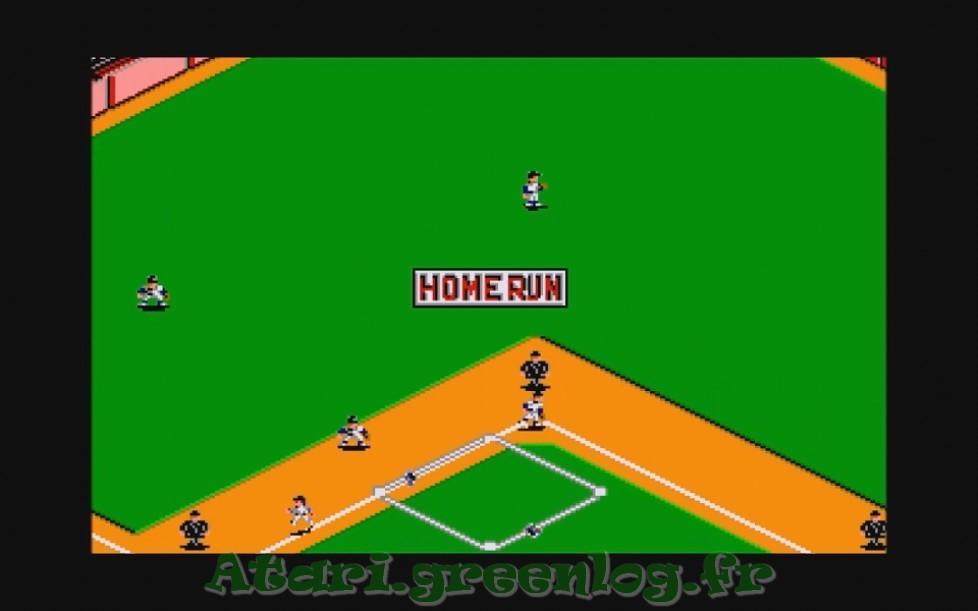 RBI Baseball 2 : Impression d'écran 21