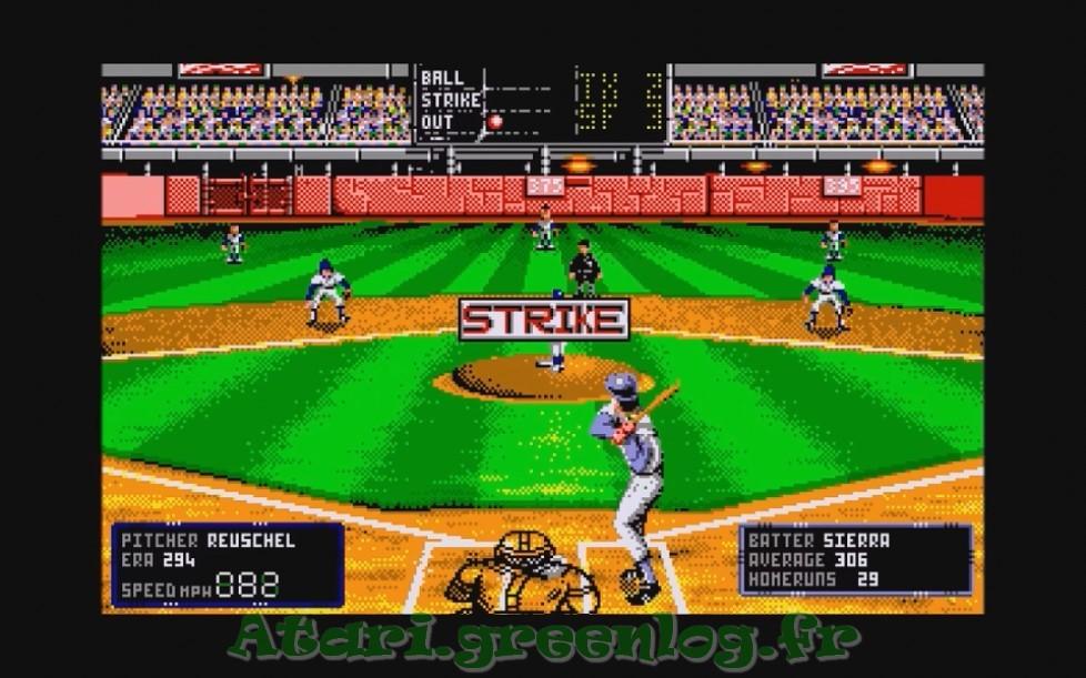 RBI Baseball 2 : Impression d'écran 23