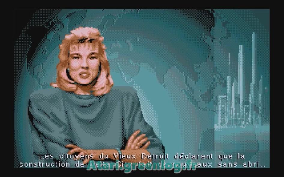 Robocop 3 : Impression d'écran 7