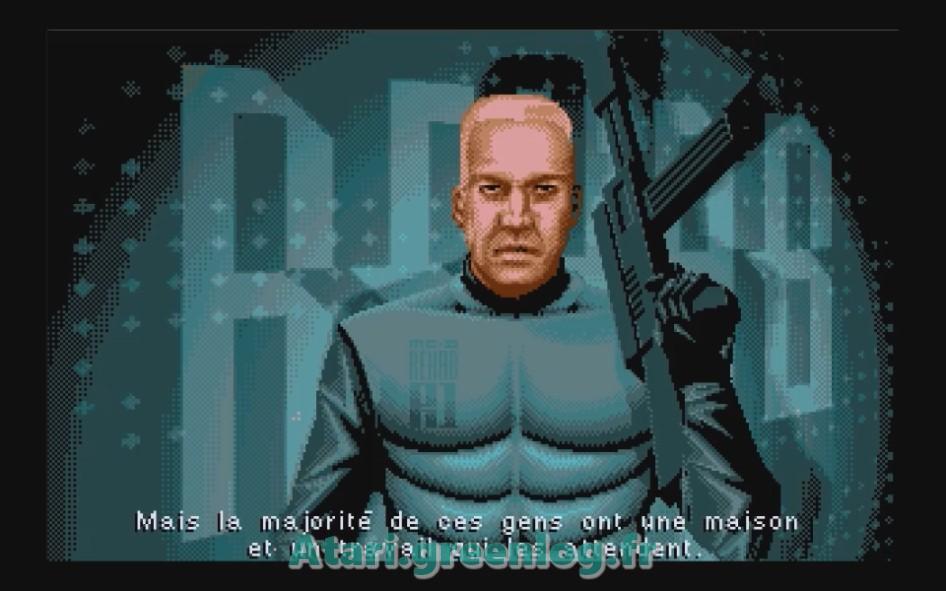 Robocop 3 : Impression d'écran 9