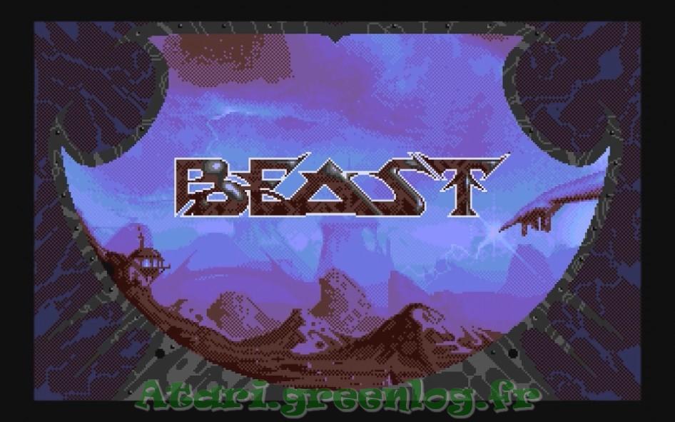 Shadow of the beast 2 : Impression d'écran 14