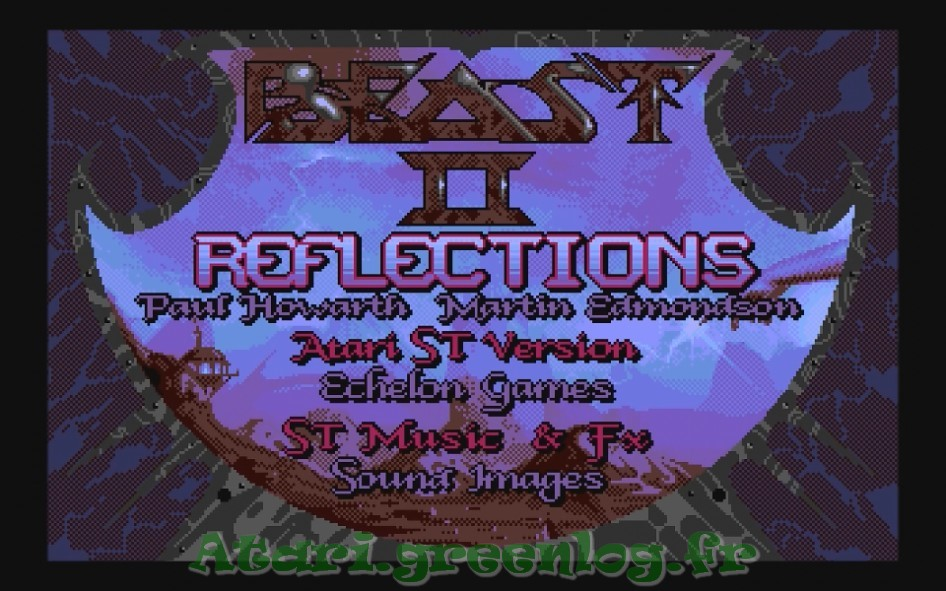 Shadow of the beast 2 : Impression d'écran 15