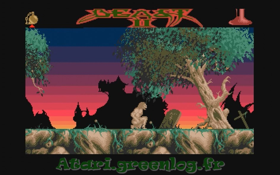 Shadow of the beast 2 : Impression d'écran 19
