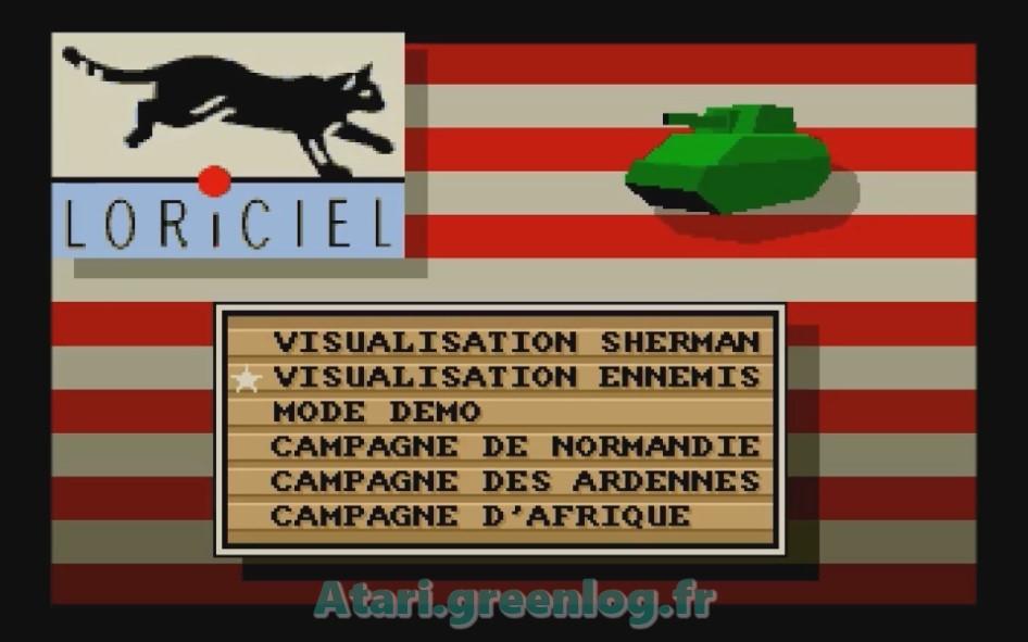 Sherman M4 : Impression d'écran 3