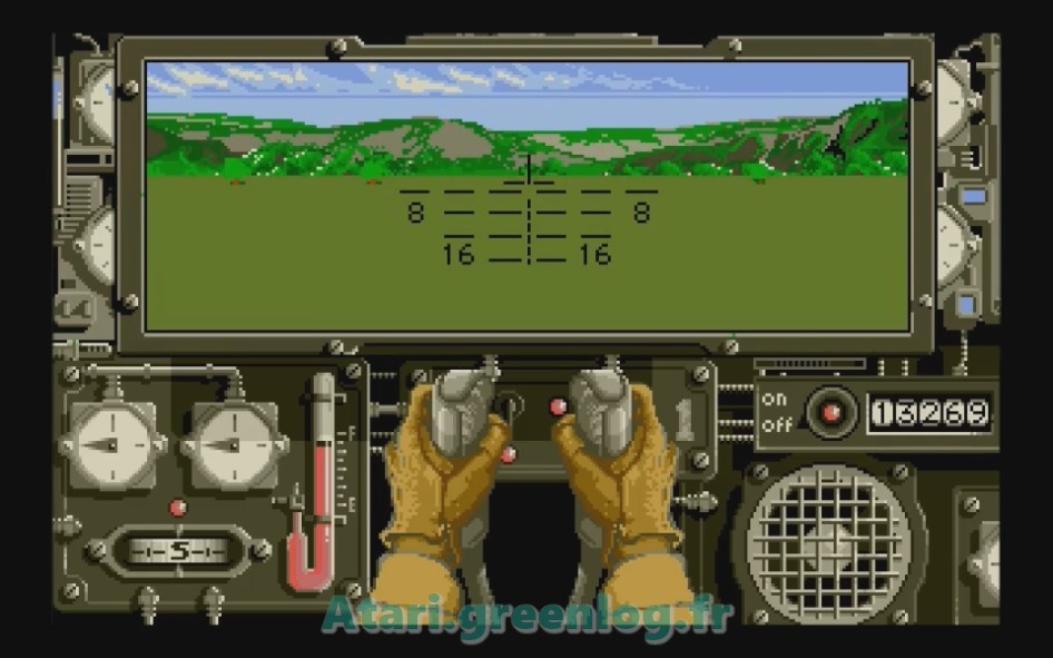 Sherman M4 : Impression d'écran 10