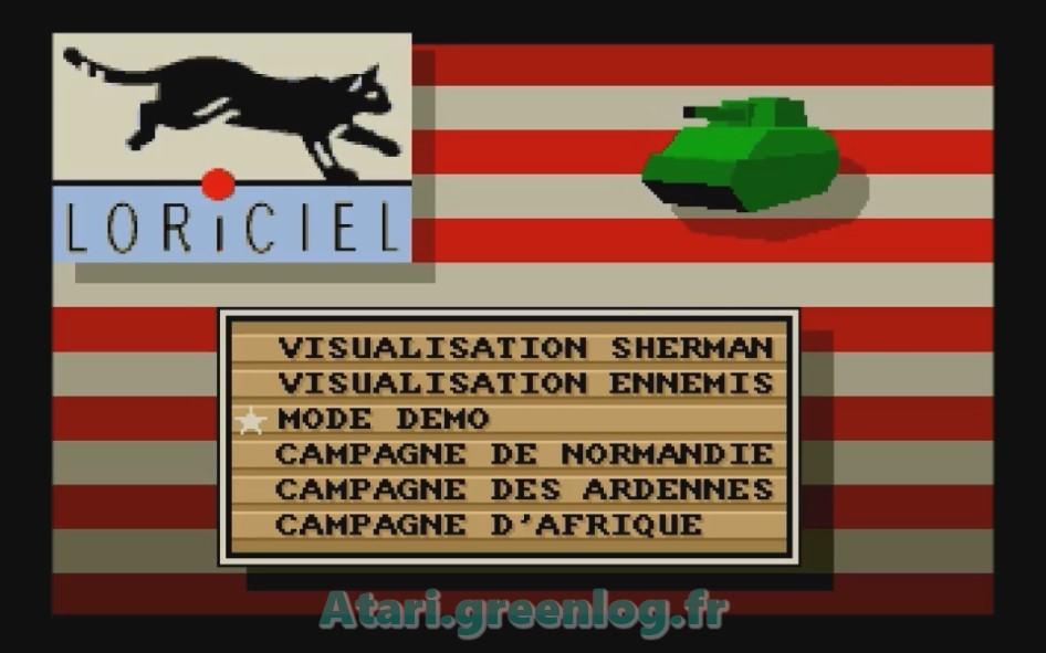 Sherman M4 : Impression d'écran 11