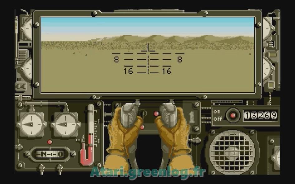 Sherman M4 : Impression d'écran 14