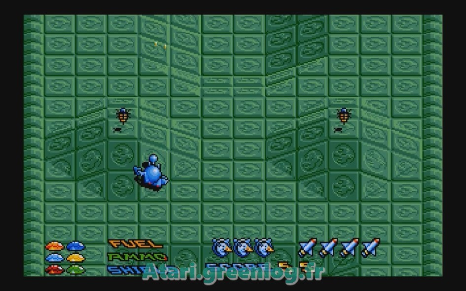 Stargoose : Impression d'écran 5