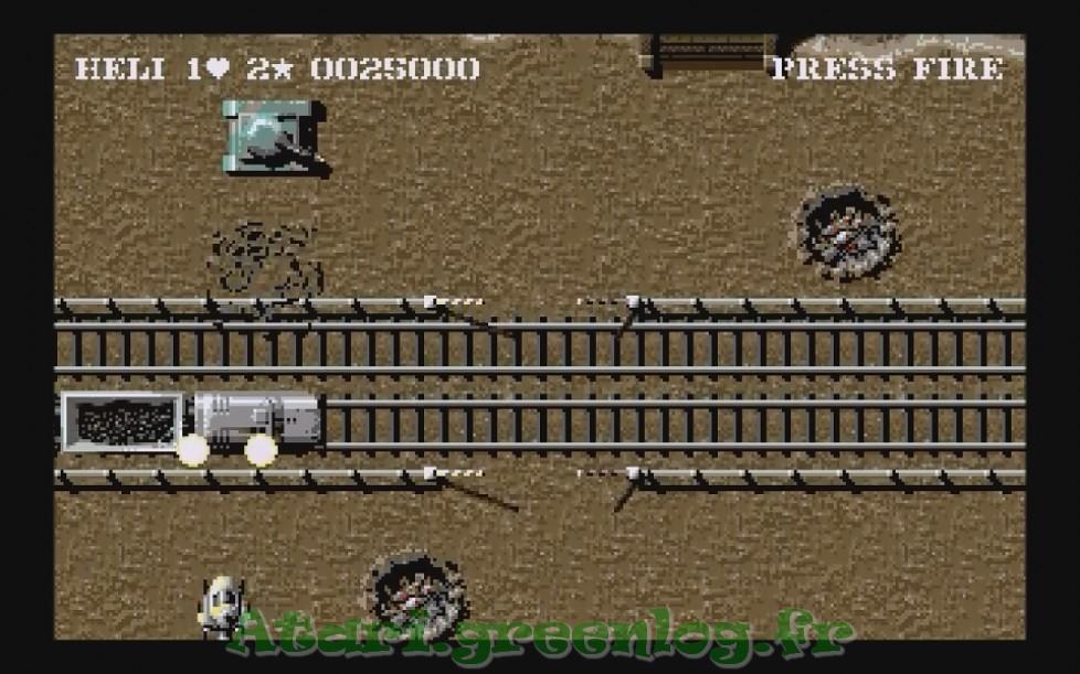 SWIV : Impression d'écran 7