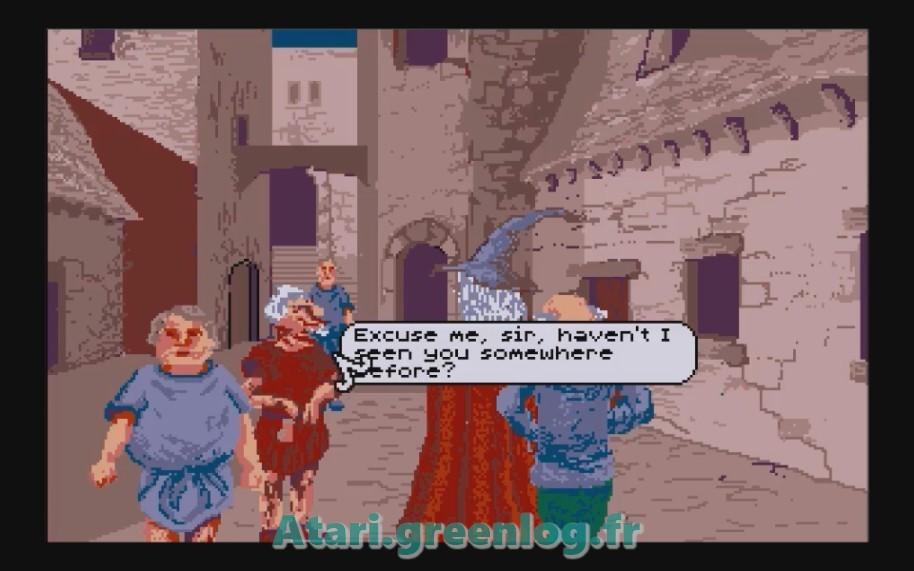 Talespin : Impression d'écran 9