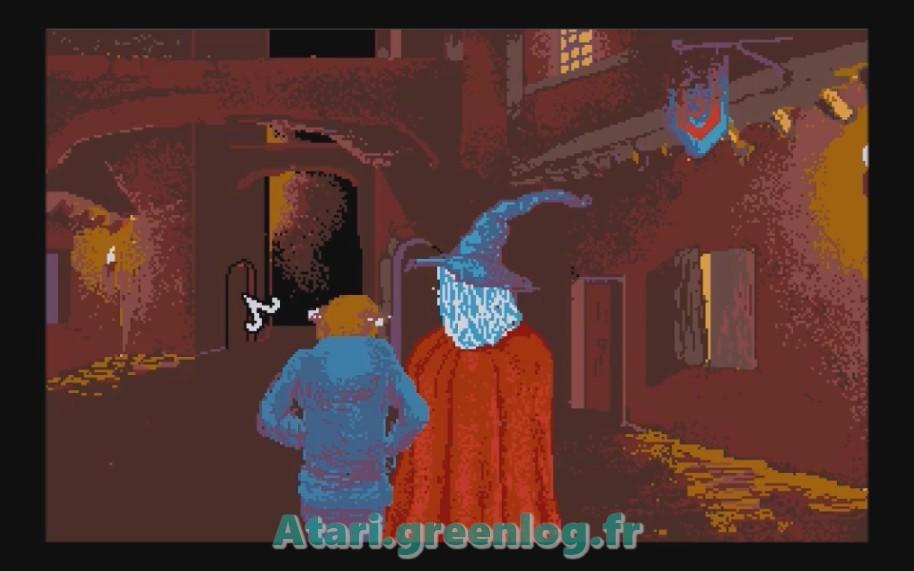 Talespin : Impression d'écran 19