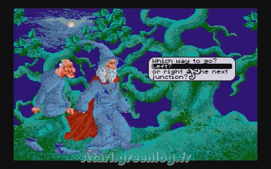 Talespin : Impression d'écran 20
