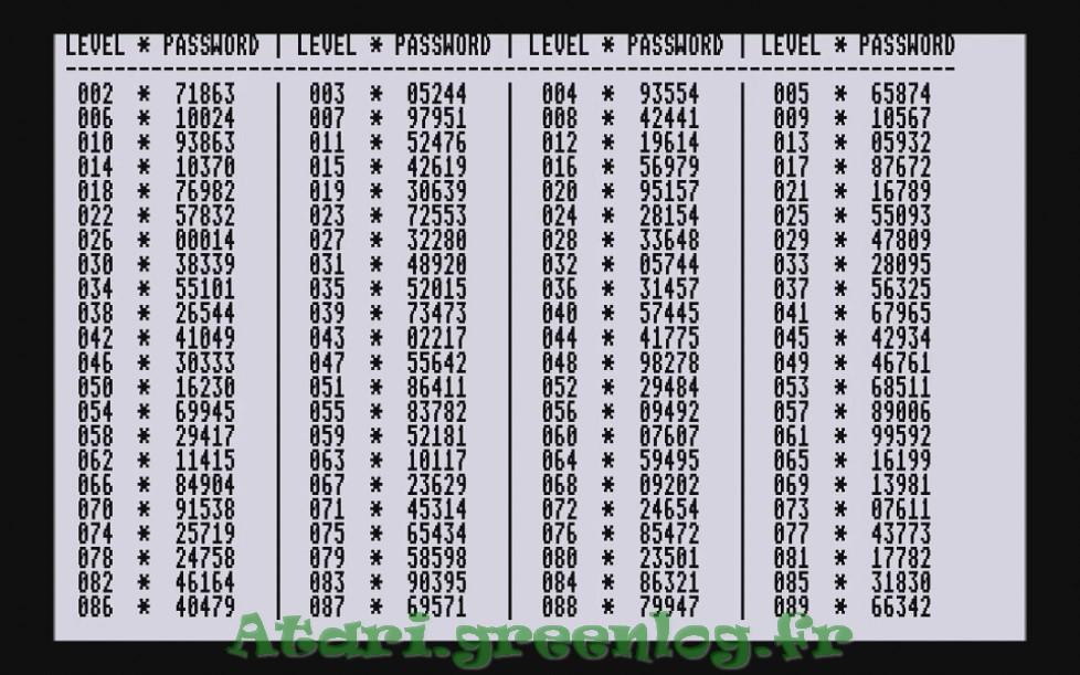 Tangram : Impression d'écran 1