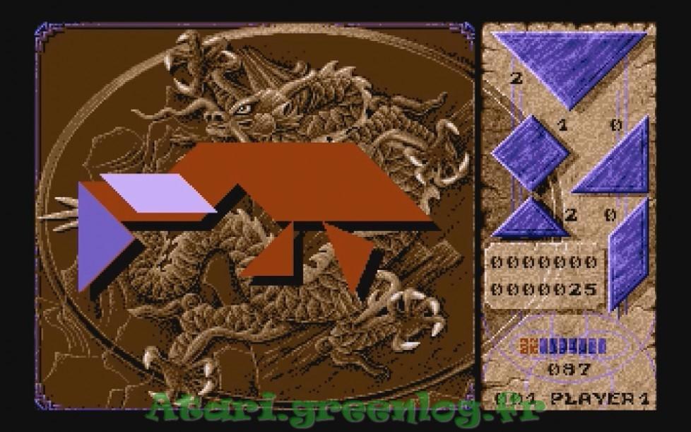 Tangram : Impression d'écran 8