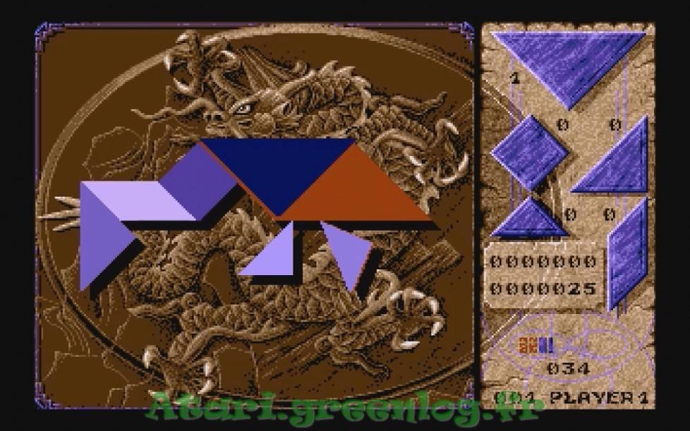 Tangram : Impression d'écran 9