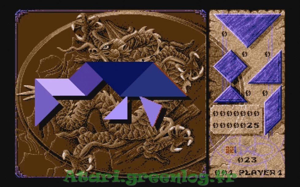 Tangram : Impression d'écran 10