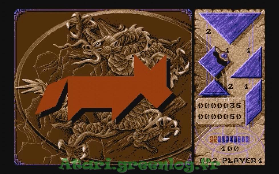 Tangram : Impression d'écran 11