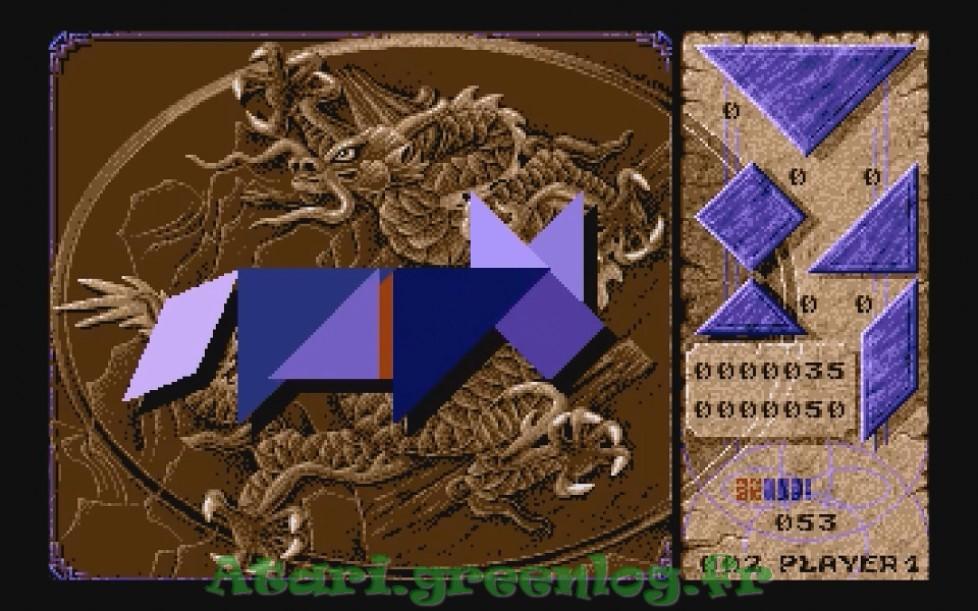 Tangram : Impression d'écran 12