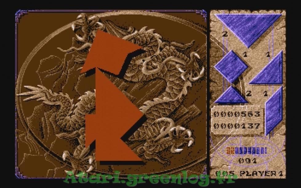 Tangram : Impression d'écran 16