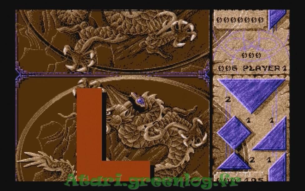 Tangram : Impression d'écran 18