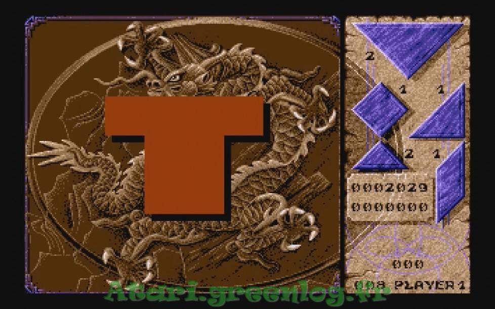 Tangram : Impression d'écran 19