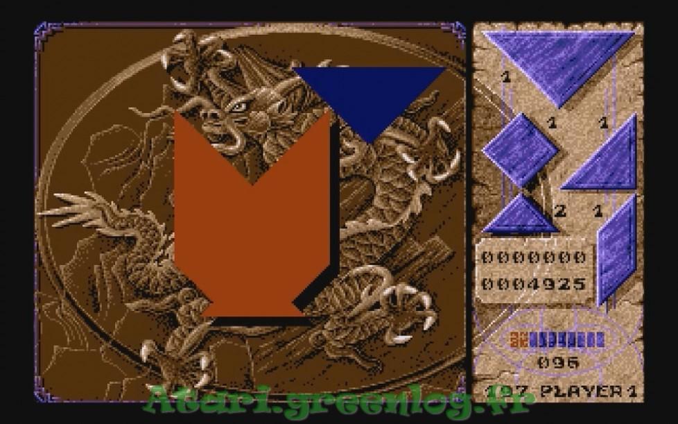 Tangram : Impression d'écran 20