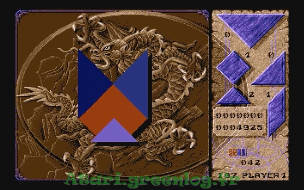 Tangram : Impression d'écran 21