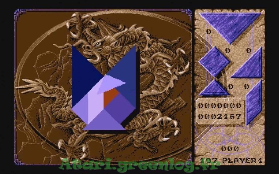 Tangram : Impression d'écran 22