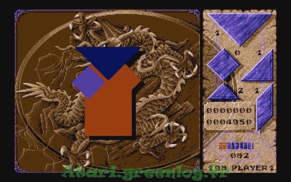 Tangram : Impression d'écran 24