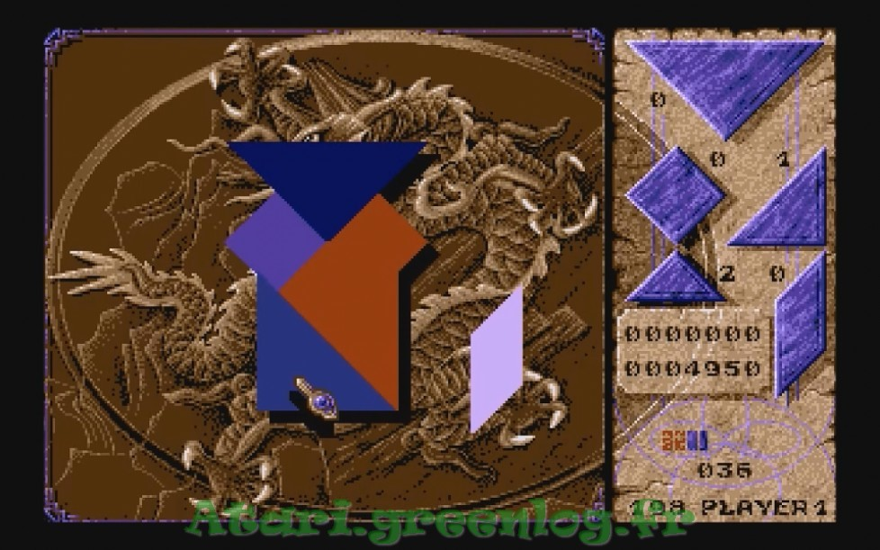 Tangram : Impression d'écran 25