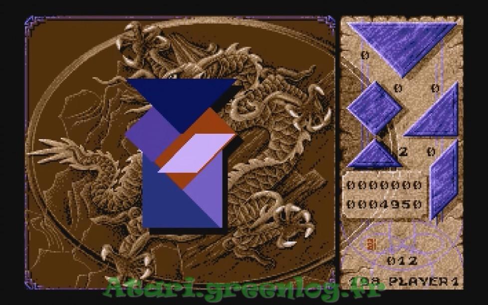 Tangram : Impression d'écran 26