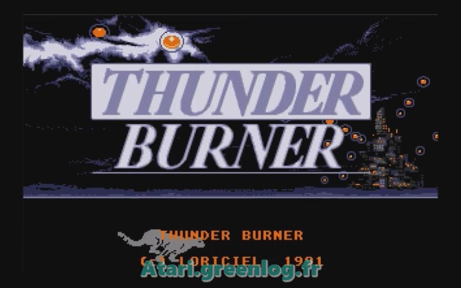 Thunder Burner
