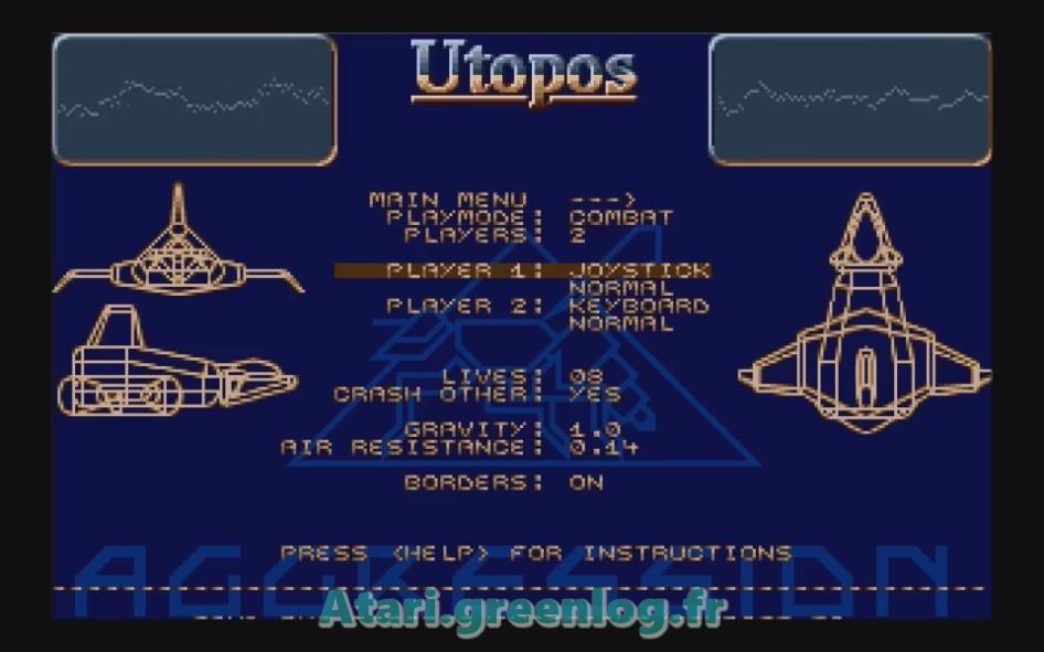 Utopos : Impression d'écran 5