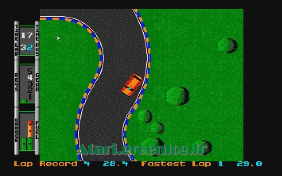 Works Team Rally : Impression d'écran 10