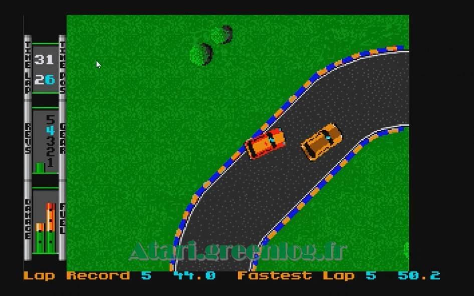 Works Team Rally : Impression d'écran 13