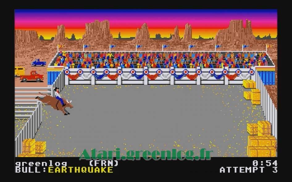 World Games : Impression d'écran 12