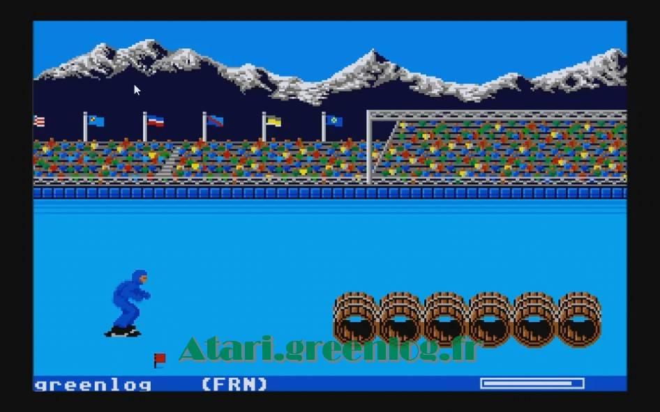 World Games : Impression d'écran 9