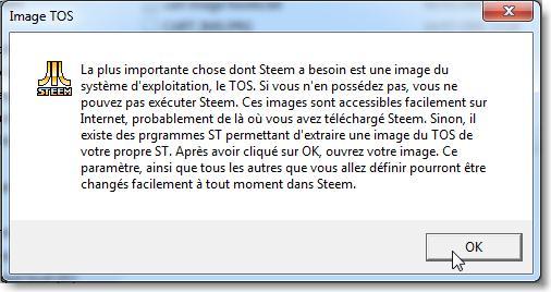 Installer et configurer Steem sur Atari greenlog fr par